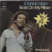 Click here for more info about 'Johnny Nash - Tears On My Pillow'