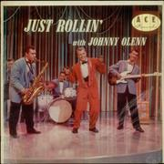 Click here for more info about 'Johnny Olenn - Just Rollin''