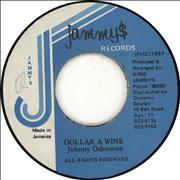 Click here for more info about 'Johnny Osbourne - Dollar Wine'