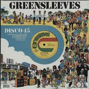 Click here for more info about 'Johnny Osbourne - Give A Little Love - RSD14 - Green Vinyl'