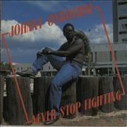 Click here for more info about 'Johnny Osbourne - Never Stop Fighting'