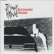 Johnny Panic Automatic Healer UK 2-CD single set