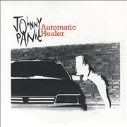"Johnny Panic Automatic Healer UK 7"" vinyl"