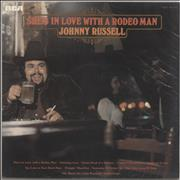 Click here for more info about 'Johnny Russell - She's In Love With A Rodeo Man'