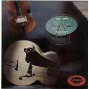 Johnny Smith Johnny Smith & His New Quartet UK vinyl LP