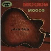 Johnny Smith Moods UK vinyl LP