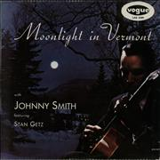 Johnny Smith Moonlight In Vermont UK vinyl LP