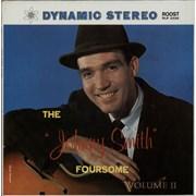 Johnny Smith The Johnny Smith Foursome Volume II Spain vinyl LP