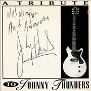 Click here for more info about 'Johnny Thunders & The Heartbreakers - A Tribute To Johnny Thunders'