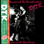 Click here for more info about 'Johnny Thunders & The Heartbreakers - D.T.K. Live At The Speakeasy'