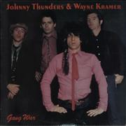Click here for more info about 'Johnny Thunders & The Heartbreakers - Gang War - Sealed'