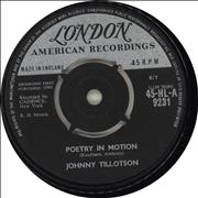 Click here for more info about 'Johnny Tillotson - Poetry In Motion'