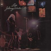 Click here for more info about 'Johnny Winter - Johnny Winter And Live - 1st - EX'