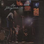 Click here for more info about 'Johnny Winter - Johnny Winter And Live - 1st'