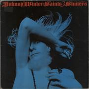 Click here for more info about 'Johnny Winter - Saints & Sinners + Insert'