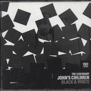 Click here for more info about 'John's Children - Black & White'