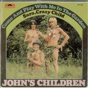 Click here for more info about 'John's Children - Come And Play With Me In The Garden'