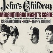 Click here for more info about 'John's Children - Midsummer Night's Scene'