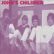Click here for more info about 'John's Children - Sara Crazy Child'