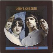 Click here for more info about 'John's Children - Smashed Blocked!'