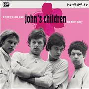 Click here for more info about 'John's Children - There's An Eye In The Sky - White Vinyl - Sealed'