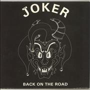 "Joker (NWOBHM) Back On The Road UK 7"" vinyl"