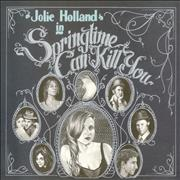 Jolie Holland Springtime Can Kill You USA vinyl LP