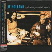 Jolie Holland The Living And The Dead Japan CD album Promo