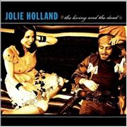 Jolie Holland The Living And The Dead UK vinyl LP
