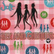 Click here for more info about 'Jolt - Sex And Cheques EP'
