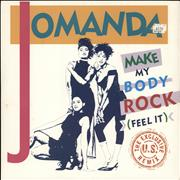 Click here for more info about 'Jomanda - Make My Body Rock (Feel It) (The Exclusive U.S. Remix)'
