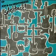 Click here for more info about 'Jon & The Nightriders - Splashback! EP'