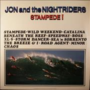 Click here for more info about 'Jon & The Nightriders - Stampede!'