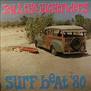 Click here for more info about 'Jon & The Nightriders - Surf Beat '80'