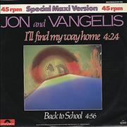 Click here for more info about 'Jon & Vangelis - I'll Find My Way Home'