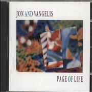 Click here for more info about 'Jon & Vangelis - Page Of Life'