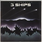 Click here for more info about 'Jon Anderson - 3 Ships'