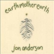 Click here for more info about 'Jon Anderson - Earthmotherearth + Slipcase'