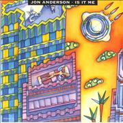 Click here for more info about 'Jon Anderson - Is It Me'