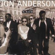 Click here for more info about 'Jon Anderson - The More You Know'