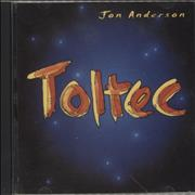 Click here for more info about 'Jon Anderson - Toltec - BMG Special Products'