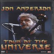 Click here for more info about 'Jon Anderson - Tour Of The Universe'