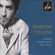 Click here for more info about 'Jon B - Someone To Love'