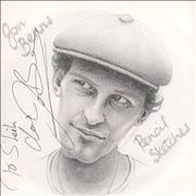 Click here for more info about 'Jon Benns - Pencil Sketches E.P - Autographed'