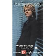 Click here for more info about 'Jon Bon Jovi - Biography : Jon Bon Jovi'