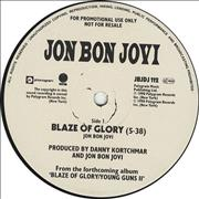 Click here for more info about 'Jon Bon Jovi - Blaze Of Glory'