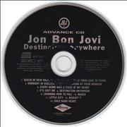 Click here for more info about 'Jon Bon Jovi - Destination Anywhere'