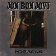 Click here for more info about 'Jon Bon Jovi - Miracle - Credits Dyin' Ain't Much'