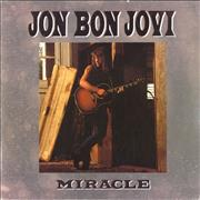 Click here for more info about 'Jon Bon Jovi - Miracle - Credits Dyin' Ain't Much Of A Livin''