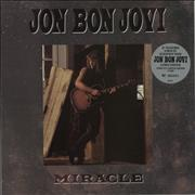 Click here for more info about 'Jon Bon Jovi - Miracle - EX'